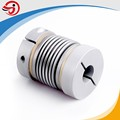 8mm to 16mm shaft coupling servo motor bellows coupler clutch