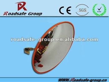 RSG Road safety acrylic convex mirror, convex mirror in door and outdoor