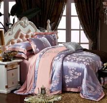 4 piece bed sheet set elegant bedspreads/ruffled bedspread set/turkish bed