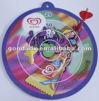 playing toys---- magnetic kids dart board