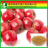 Iso Certificated High Quality Flavonoids 5% Hawthorn Extract/Hawthorn Extract Total Flavonoids Powder,10% 40% 80%