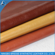 Patterned PVC Furniture Synthetic Embossed Soft Leather Fabric Scales for sofa