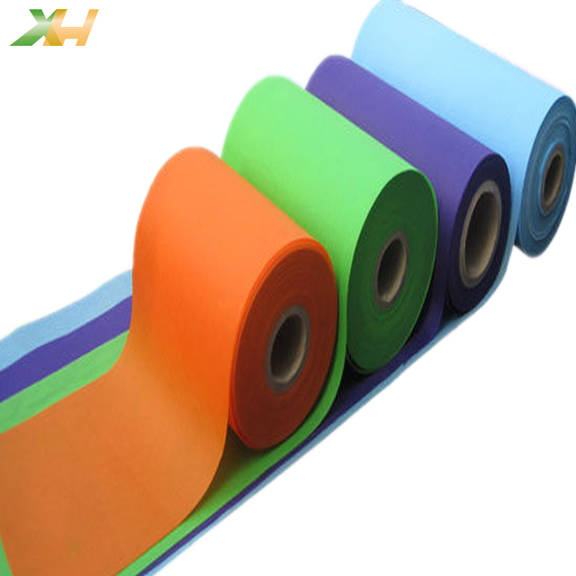 Manufacturer 2-320cm Width 100% PP Polypropylene Spunbonded Non-woven Nonwoven Material Non Woven Fabric
