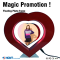 February 14th Valentine Day present Red Heart Levitating Photo Frame Promotions gift