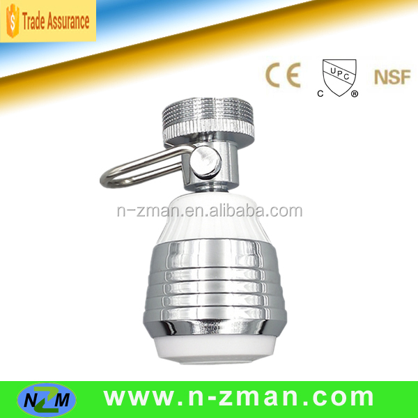 1.5GPM Two-function Water Saving Faucet Aerator with adjustable pressure