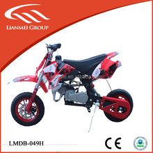 Top sales! kids gas dirt bikes wholesale with cheap price
