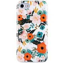 High Quality Women's small broken flower cell phone case