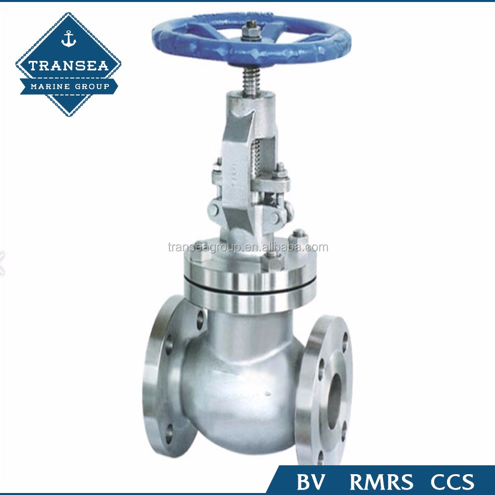 Rising Stem Carbon Steel Manual Flanged Globe Valve