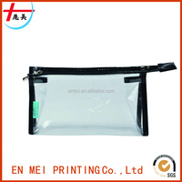 Professional Custom Brand PVC Makeup Brush Bag