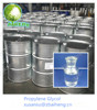 Industrial grade china supplier free samples propylene glycol
