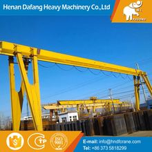 Industrial 40Ton Popular Container Handling Gantry Crane Price For Steel Yard
