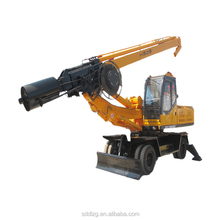 digging machine for building drilling project 10-30m