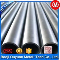 astm b338 gr1 gr2 seamless titanium bend tube pipe exhaust pipe