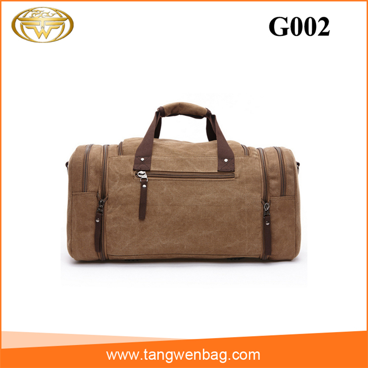 wholesale mens trolley bag 15.6 inch canvas business laptop bag