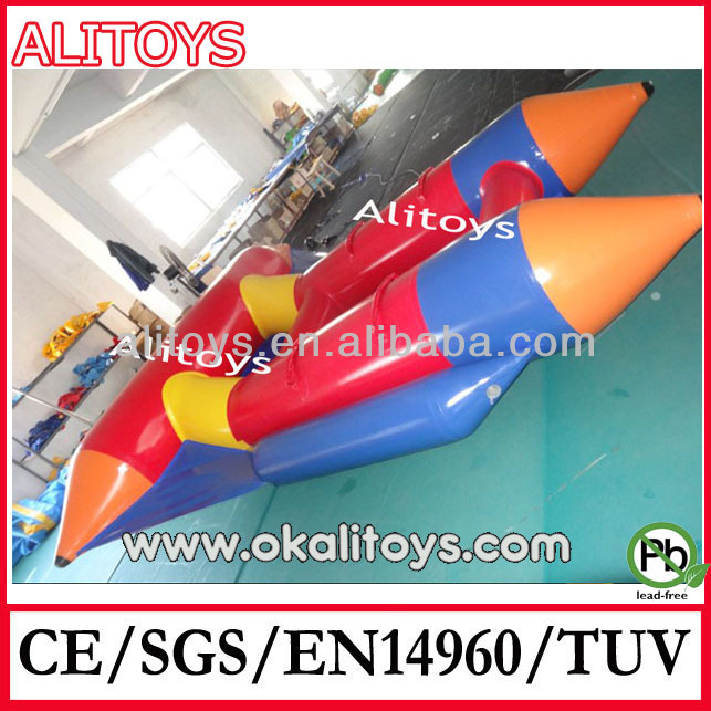 inflatable rib boat mad by strong PVC large inflatable boat inflatable rib boat