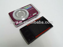 "14MP CCD Sensor High Definition 3.0"" Touch Panel Screen Digital Camera(DC-T500)"