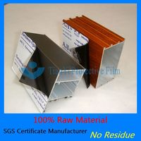 No residue easy peel PMMA panel/Marble/ACP surface automotive paint plastic masking film