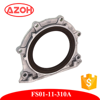 Auto spare parts cranshaft oil seal cover FS01-11-310A FS01-11-310 for Haima cars engine 483q 479q