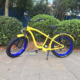 chinese adult chopper bicycle beach cruiser fat tire electric bike