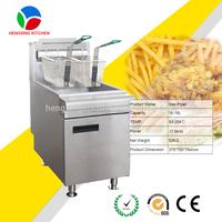 Energy-saving and Environmental Deep Fryer Gas/Gas Fryer Thermostat Control Valve