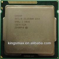 used intel core duo processor Intel Celeron G540 (2.5G,65W,32nm,2MB,2C)
