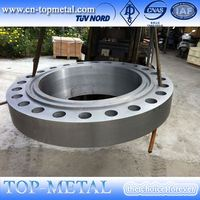 forged ansi b16.5 carbon steel weld neck class 600 rtj flange