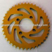 motorcycle sprocket drive chain kit,motorcycle front and rear sprocket