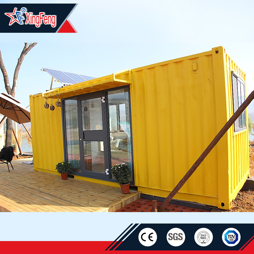 container mobile restaurant for sale/prefab modify shipping container bar/ cheap used office container office price