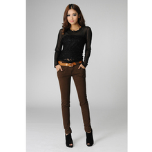 Top quality skinny women jeans pant wholesale brazilian jeans