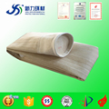 100% aramid Nonwoven Needle Felt Bag Filter air For Cement Plant Dedusting