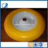 2015 new modle heavy duty pu foam rubber wheels for small cart tools