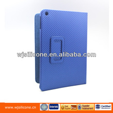 Lastest 2013 PU Leather Folder Portfolio Case for IPad Air