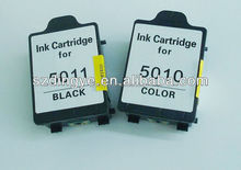wrold best selling product 5010/5011 ink cartridges for hp 14 save money