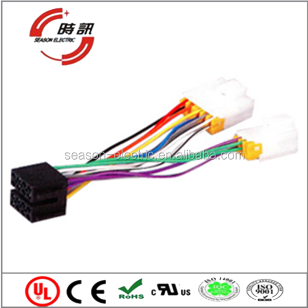 high quality oem custom complete car auto wiring harness for diesel engines