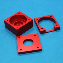 Chinese Supplier Micro Machining Plastic CNC Milling Parts