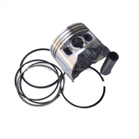 Chinese 50cc Piston Set for GY6 139QMB engine - Chinese SCOOTER | Go-Kart | ATV-39mm