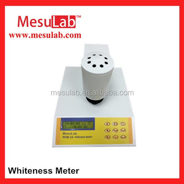 Bench Top Whiteness Meter WSB2A