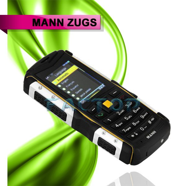Rugged waterproof mobile phone 2g dual sim card with ip67 cellphones