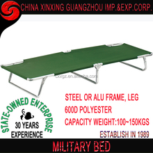 Sleeping Camping Hiking Guest Travel Portable Outdoor Military Folding Bed Cot