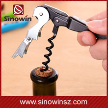 Customized Wine Opener Portable Corkscrew Bulk Cheap Bottle Opener