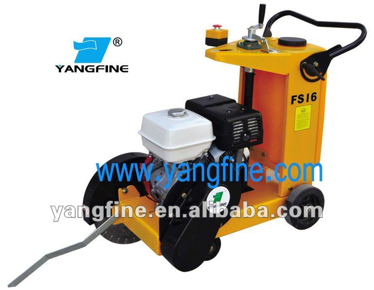 Single Blade Walk Behind Concrete Saw (CE;ISO9001:2008)