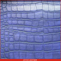 2014 colorful PVC sofa leather with strong quality, luxury alligator grain pu leather for sofa