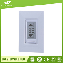 2017 New design USA room digital touch screen LCD Incandescent Switch LED Decorator Dimmer