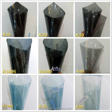 Nano ceramic black tint film sticker, safety film for car window, solar film