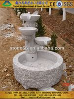 Technology natural stone plaster statues