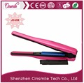 Small Travel Flat Iron Portable USB Hair Straightener Rechargeable Cordless Hair Straightener Mini Cordless Straightener