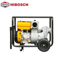 Factory supply 4 inch slurry water pumping machine with high capacity