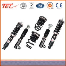 TEI 32 Ways Damping and Height Adjustable toyota coilover with High Durability for All Cars
