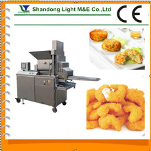 Fish Nugget Frying Equipment Line