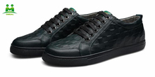 genuine leather nice sneakers shoes for man footwear large size 47 and 48